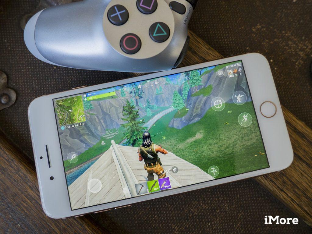 Game- Presque la moitié des joueurs de Fortnite étaient sur iPhone