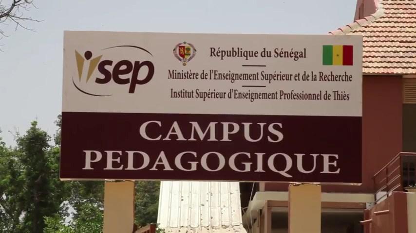 Formations dans les Instituts Supérieur d'Enseignement Professionnel (ISEP)