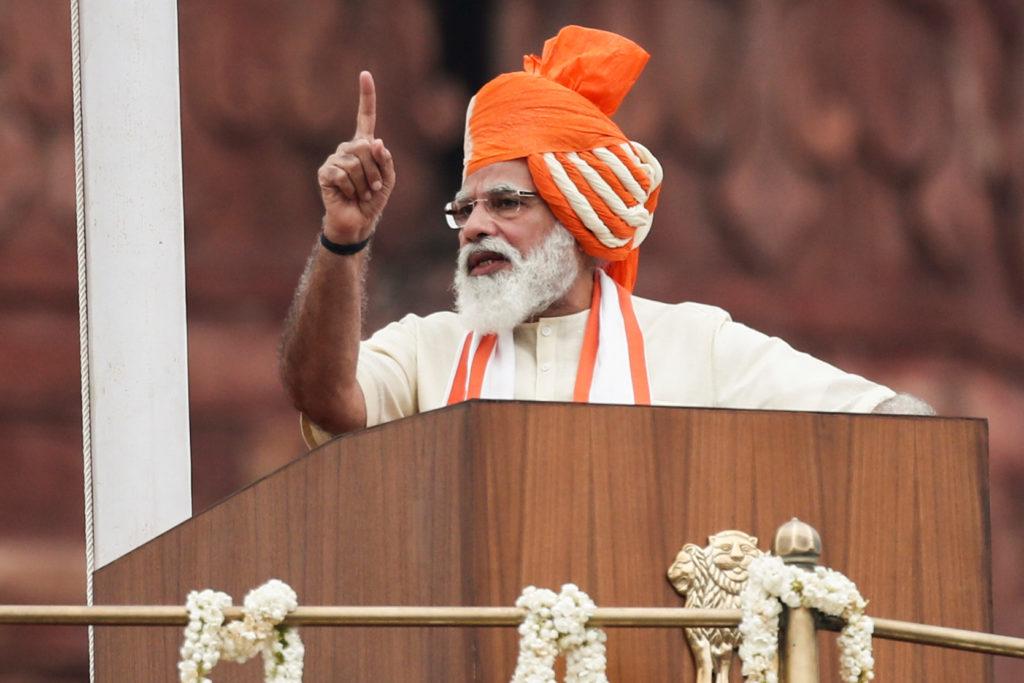 Twitter- Le compte  du Premier ministre indien Narendra Modi piraté