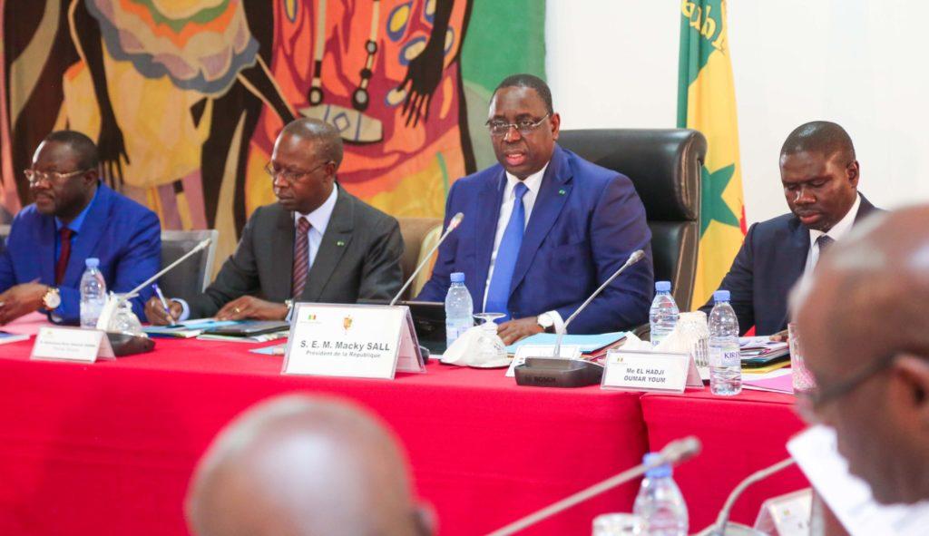 Communiqué du Conseil des Ministres du 21 octobre 2020