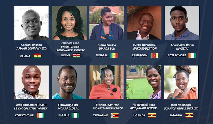 Africa's Business Heroes 2020: Les 10 finalistes révélés