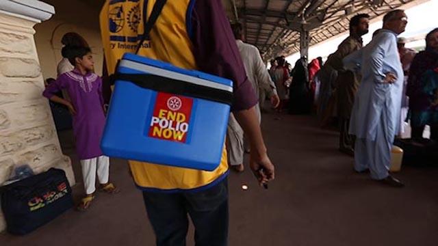 Lutte contre la poliomyélite : Rotary a investi plus de 1 200 milliards de francs Cfa sur 25 ans