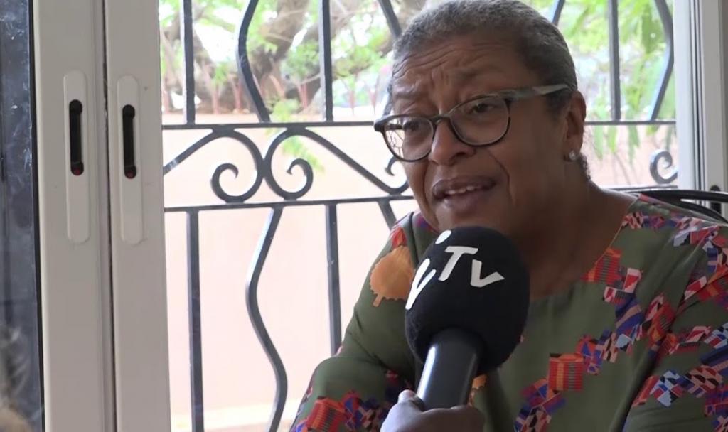 Eugénie Aw, nouvelle patronne  du tribunal des pairs du CORED