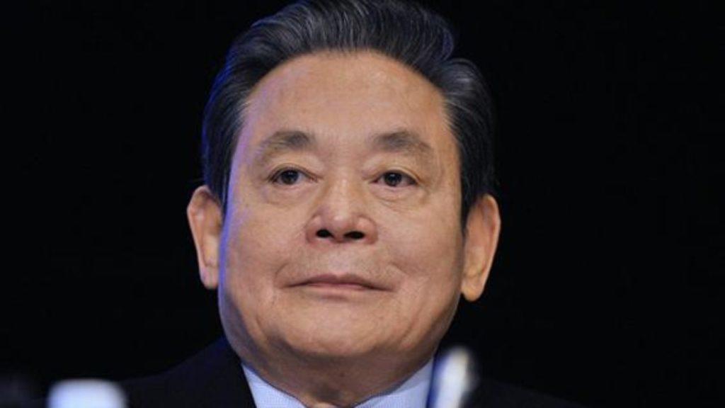 Décès de Lee Kun-hee, président de Samsung
