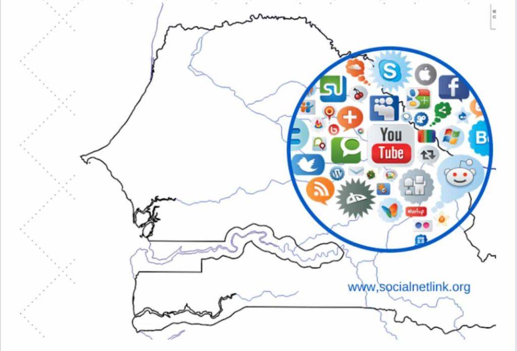 Sénégal – Enquête sur l'utilisation des réseaux sociaux