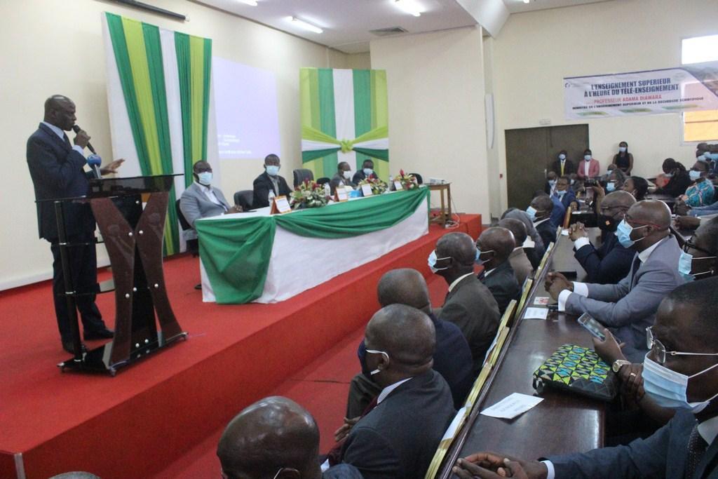 Cote d'ivoire : le gouvernement connecte les Universités et les Grandes écoles publiques au Wifi