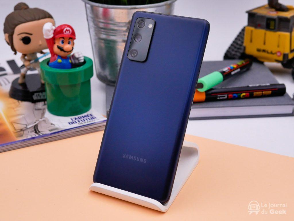 Le Samsung Galaxy S20 FE, un smartphone qui vous ressemble !