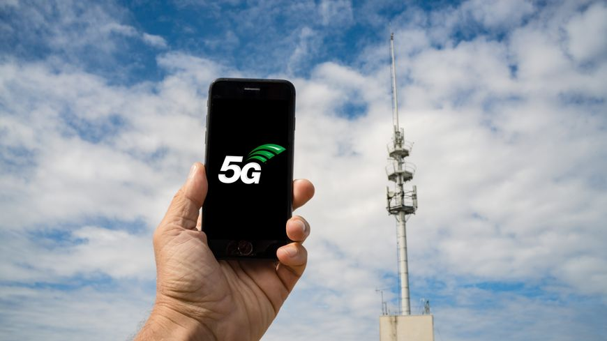 La 5G disponible officiellement en France