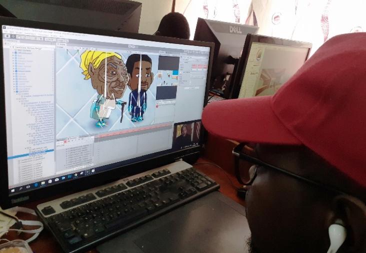 Cameroun- Le premier jeu de Kiroo Games disponible sur PlayStore