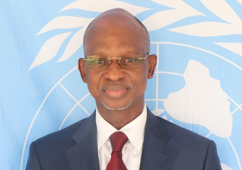 Siaka Coulibaly, nouveau coordonnateur du système des Nations Unies au Sénégal