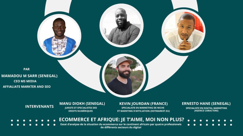 E-commerce et Afrique: «je t'aime moi non plus» ?