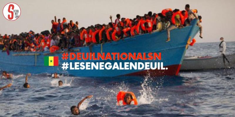 Emigration Clandestine : les internautes sénégalais font leur deuil sur les réseaux sociaux