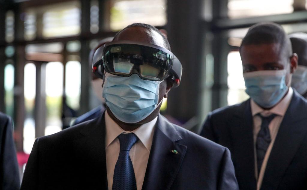 Macky Sall : «le Prix du chef de l'Etat pour l'innovation numérique sera  désormais doté d'une somme de 30 millions de FCFA «