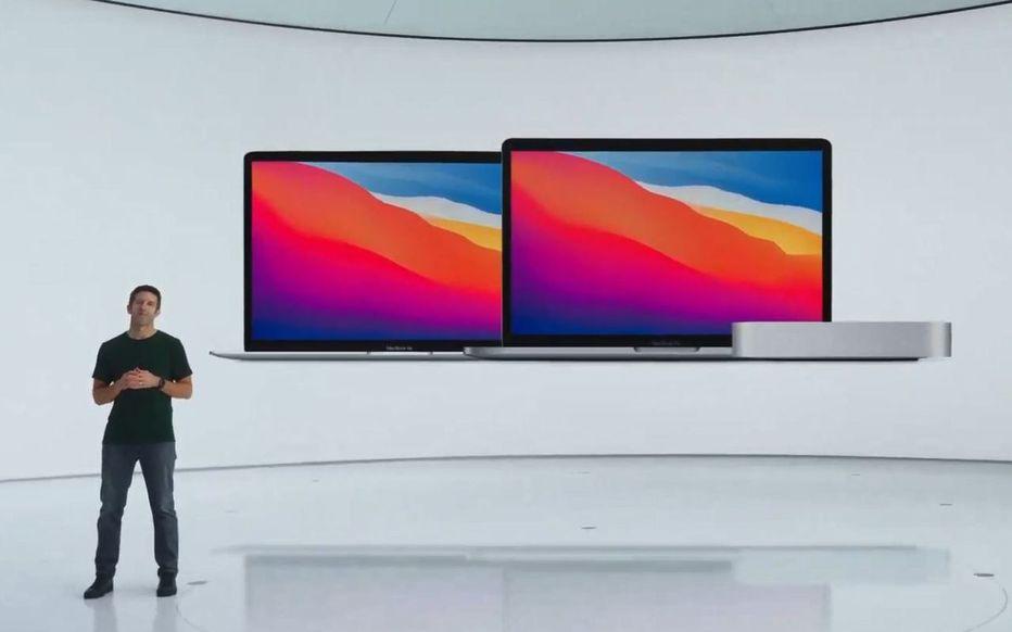 Apple présente de nouveaux Mac avec son propre processeur