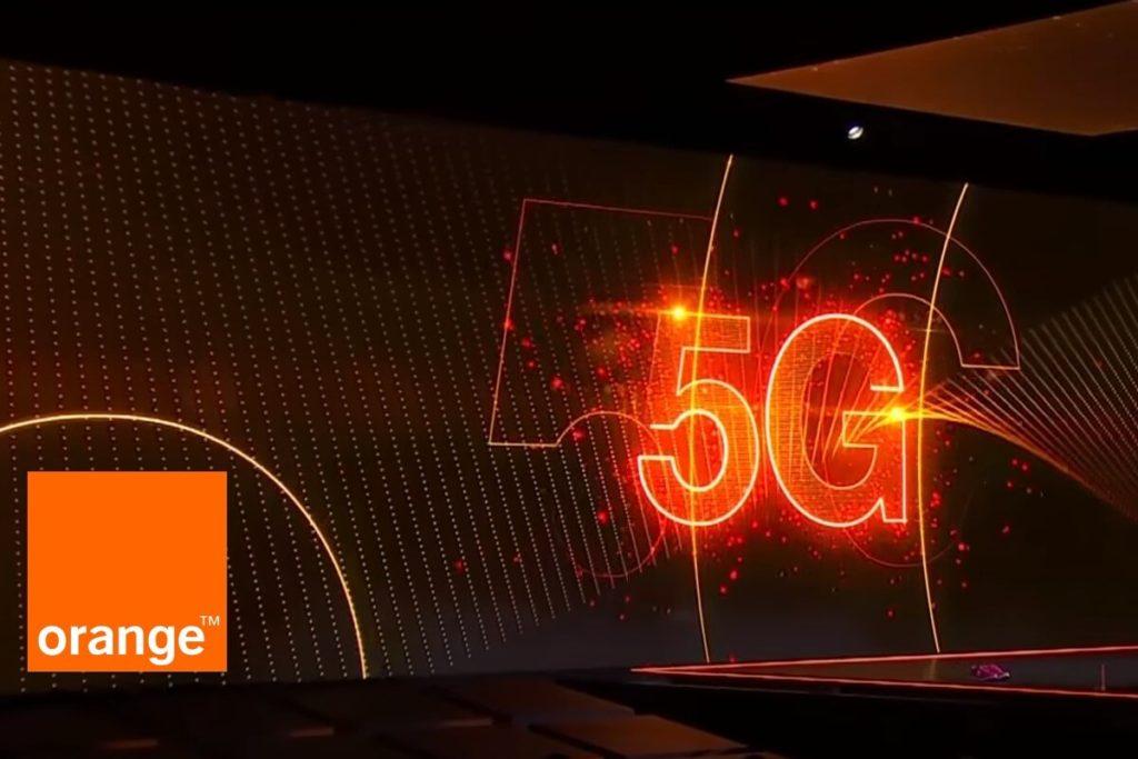 Télécoms : Orange Sénégal  annonce son premier test de la  5G