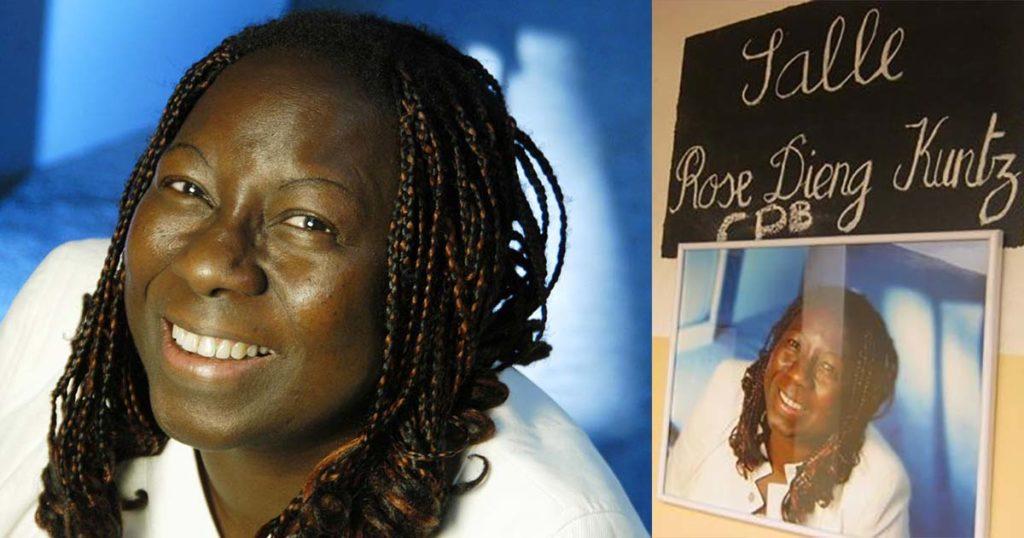 Rose Dieng-Kuntz, scientifique sénégalaise de renom et pionnière à plusieurs titres