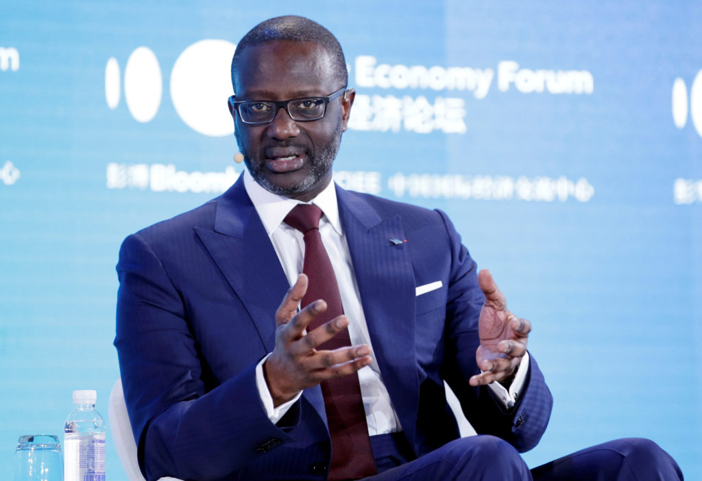 Tidjane Thiam nommé PCA du Rwanda Finance Limited