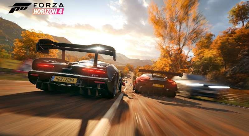 Ils ont testé Xbox Series X avec Forza Horizon 4