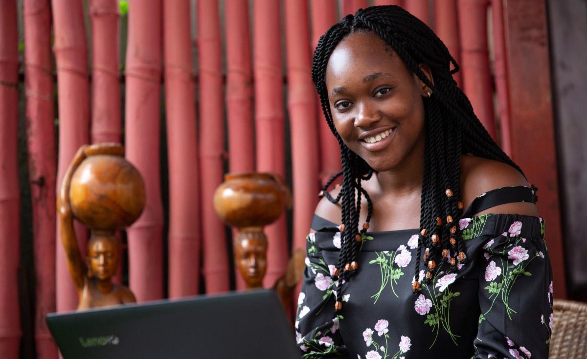 Reconnaissance faciale: Une jeune ivoirienne remporte le prix de l'Académie royale d'ingénierie d'Afrique