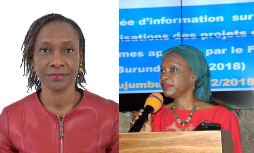 BAD: La Sénégalaise Aissa Touré nommée cheffe de bureau-pays pour Le Rwanda