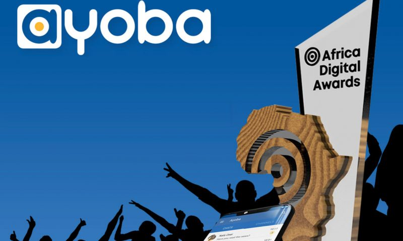 Ayoba, meilleure application de l'année (Africa Digital Awards)