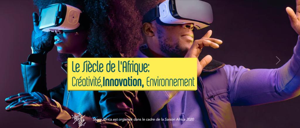 Conférence inaugurale Share Solutions sur l'entrepreneuriat Tech en Afrique