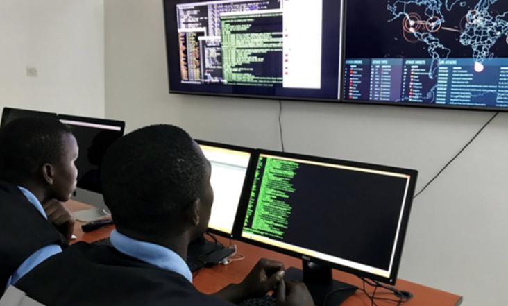 Sécurité informatique et cybercriminalité