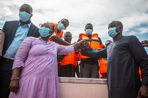 Lutte contre l'émigration clandestine : La Der/Fj octroie un financement de 160 millions Cfa aux rescapés du département de Mbour