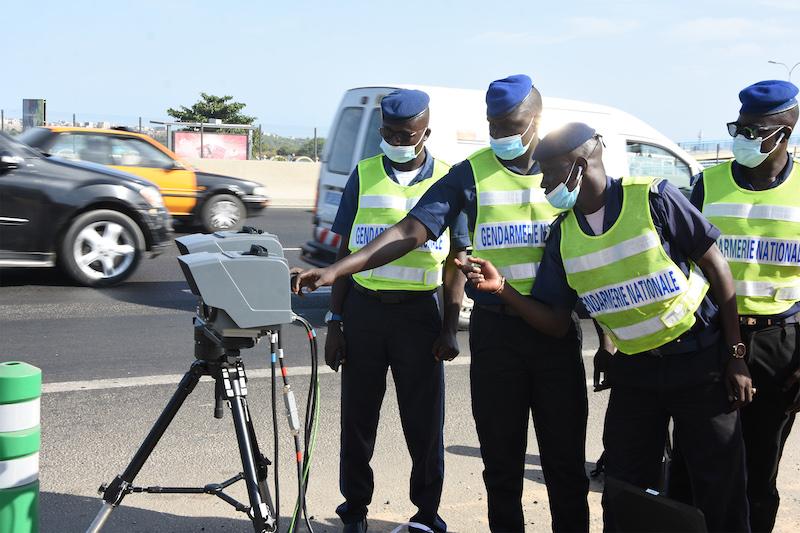 Excès de vitesse sur l'autoroute  – la gendarmerie  se dote d'un radar automatique