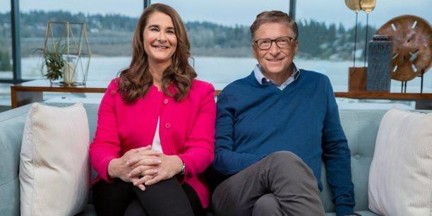 Bill et Melinda Gates veulent faire profiter au monde entier des découvertes scientifiques contre la COVID-19