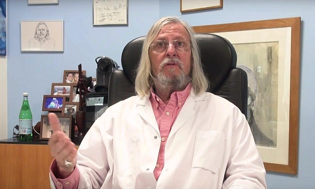 Entretien avec Pr Raoult: «Il y a beaucoup de médicaments de base qui marchent contre la covid-19»