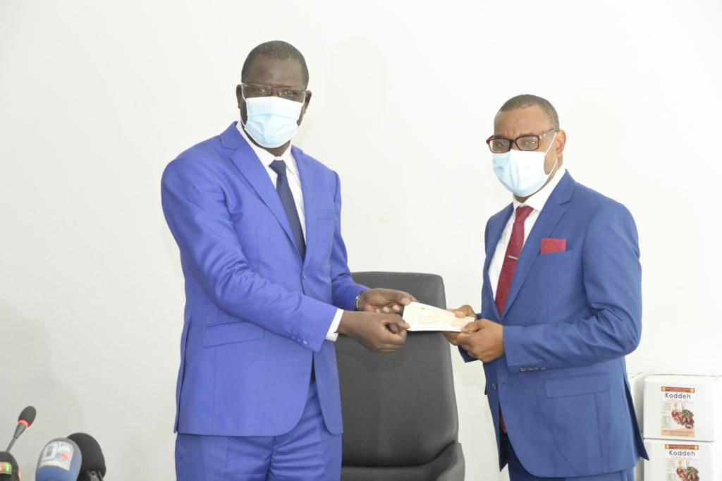 Des chercheurs sénégalais reçoivent un financement de 43 millions de FCFA