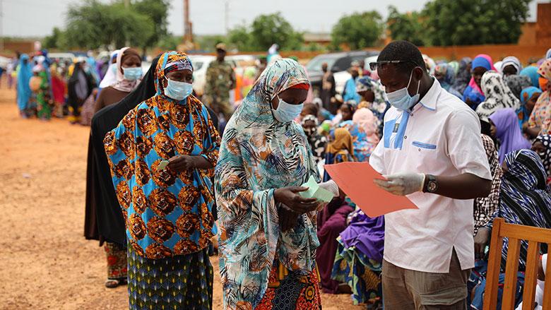 Impact de la COVID-19 sur la situation économique au Niger
