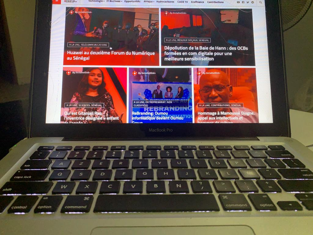 La responsabilité de la presse en ligne par rapport aux contenus diffusés sur internet
