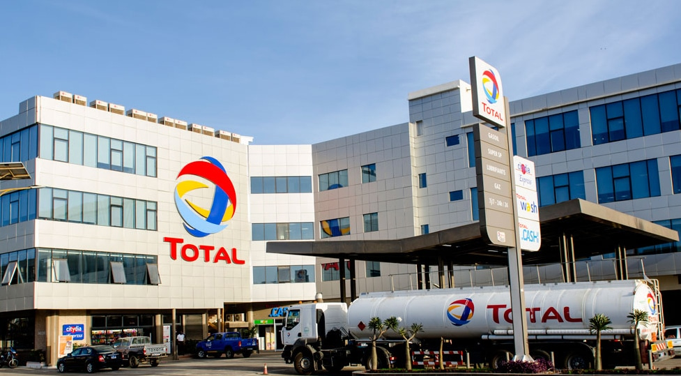 Le groupe Total perd  7,2 milliards dollars