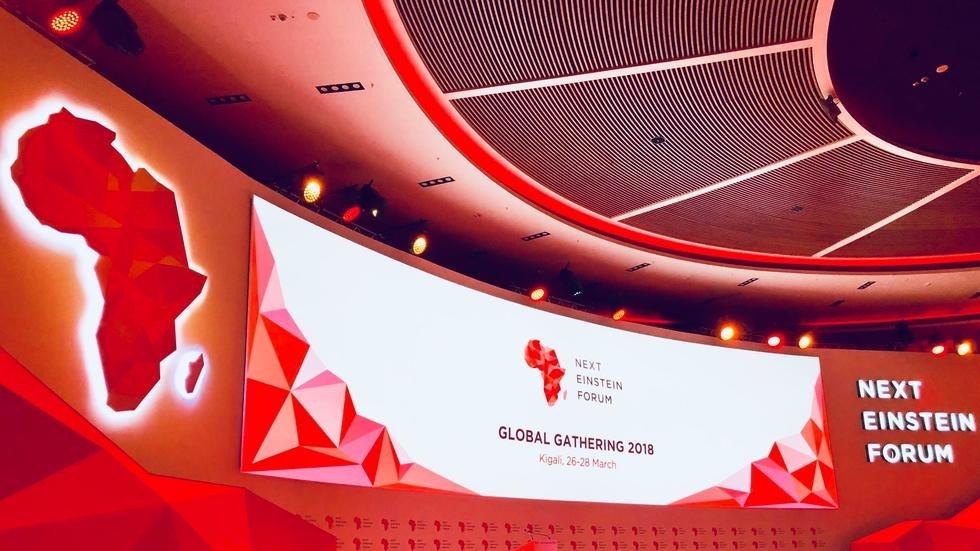 NEF-GG 2020- lancement du plus grand rassemblement scientifique d'Afrique
