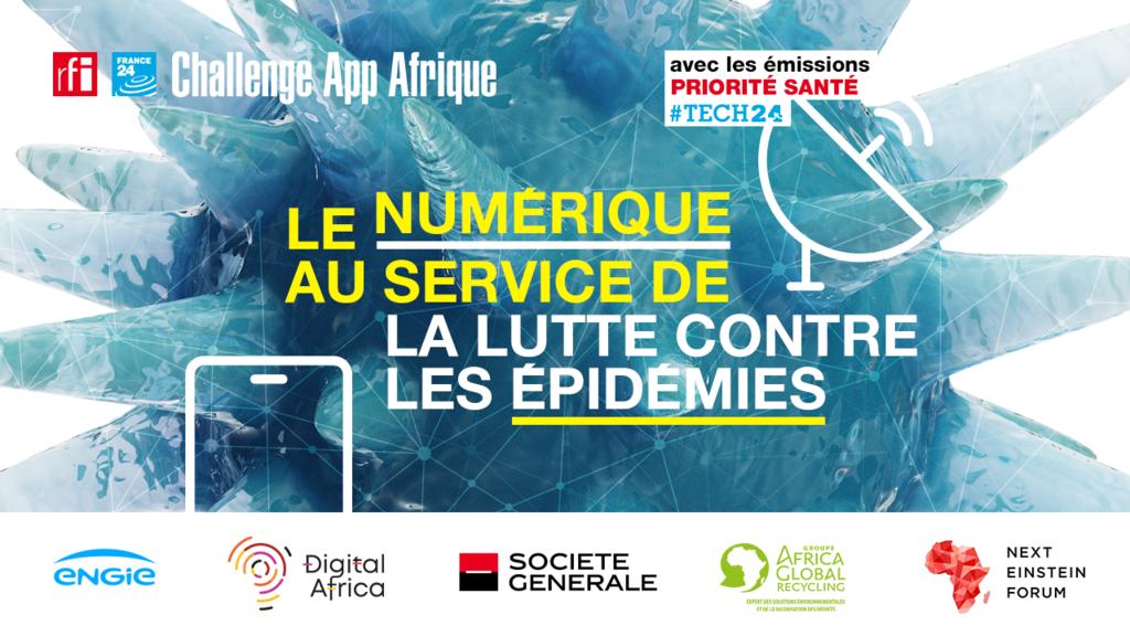 Challenge App Afrique : 10 projets numériques pour lutter contre les épidémies