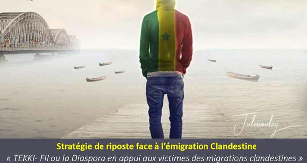 Sénégal: Tekki-Fii, une campagne pour sensibiliser les candidats à l'émigration irrégulière
