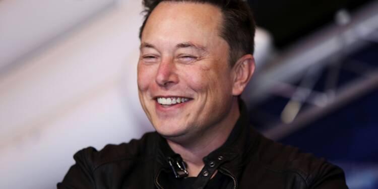 En conseillant aux internautes d'utiliser Signal, Elon Musk fait bondir le cours d'une action