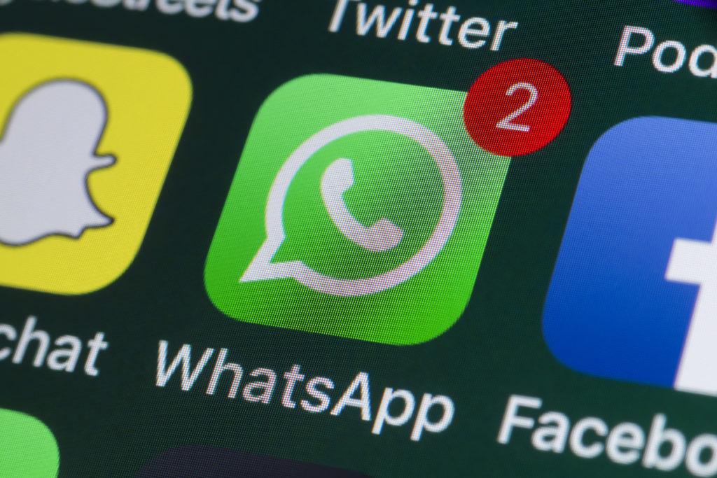 WhatsApp: 1,4 milliards d'appels passés le soir du 31 décembre