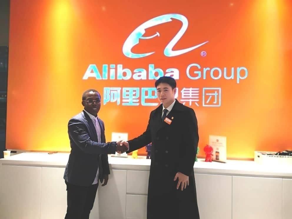 Un ancien étudiant du CESAG, jeune ivoirien fait la fierté de l'Afrique en Chine