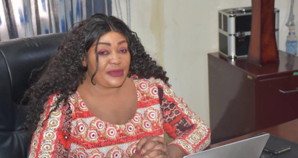 Thérèse Samdapawindé Kagoné: La femme doit se fixer des objectifs et travailler pour les atteindre