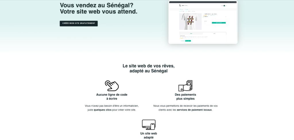 E-commerce: Jaba.store, une nouvelle plateforme de création de boutique en ligne