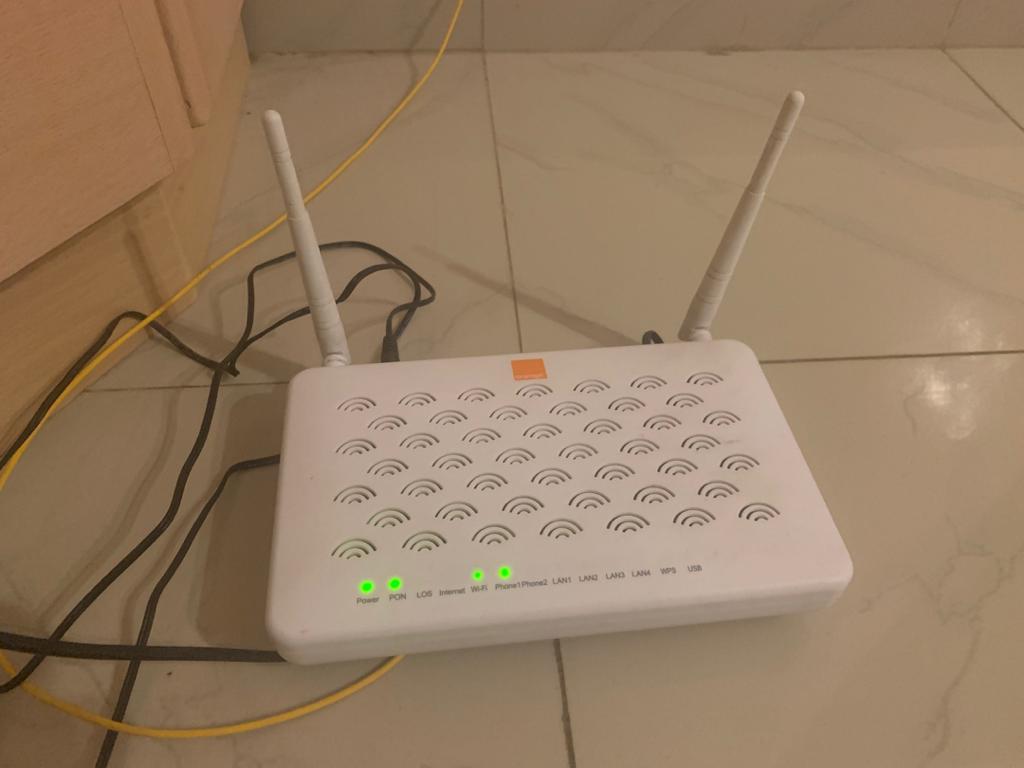 Des problèmes de connexion dans le réseau Orange