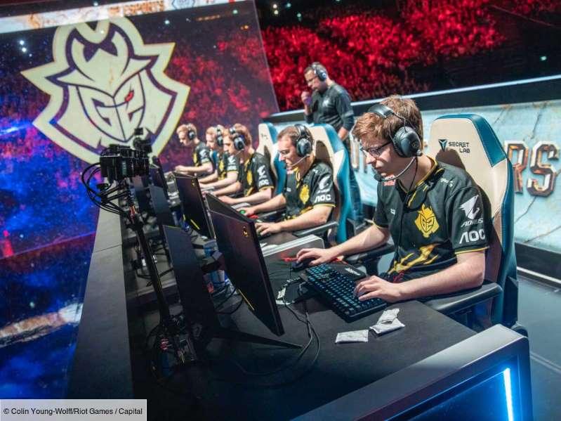 E-Sport : jouer en ligne peut rapporter des millions