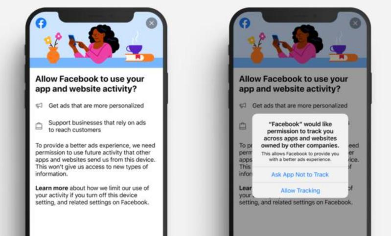 Pourquoi Facebook veut tracker les utilisateurs d'iPhone