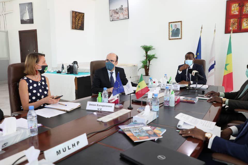 Eau et  gestion des déchets :   La BEI accorde 75 milliards FCFA au gouvernement sénégalais