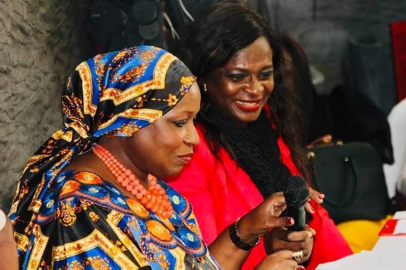 Master No Fear: Les femmes veulent « le pouvoir »