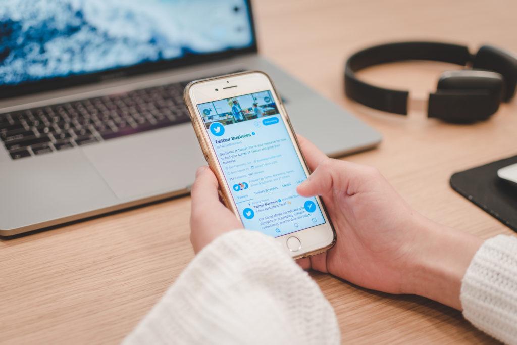 Twitter- Désormais, il est possible d'envoyer des messages vocaux