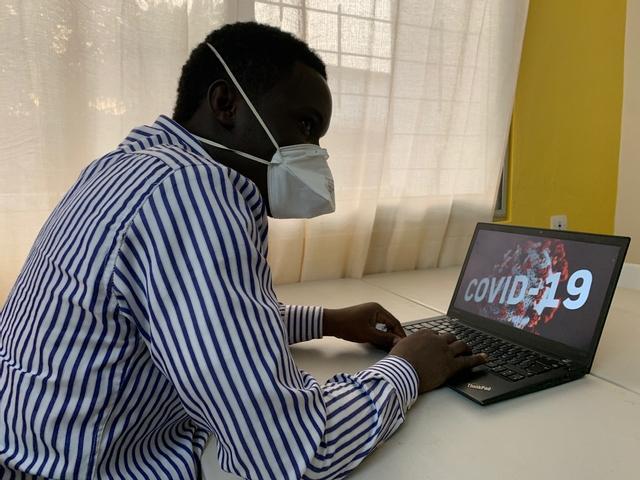 100 initiatives, 10 pays: l'Afrique à l'assaut de la COVID19 ( Rapport Africtivistes)